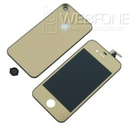 Display + Back cover Gold