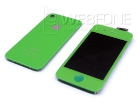 Display + Back cover Verde