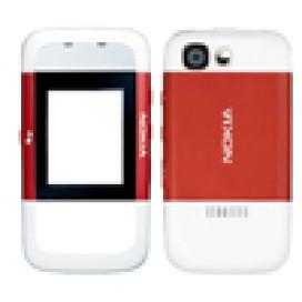 Capa Nokia 5200 Vermelho