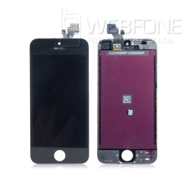 Iphone 5G - LCD Digitalizador Original remaded Preto
