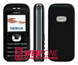 Capa Nokia 6030 Black Editon