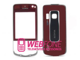 Capa Nokia 6210N Red Edition