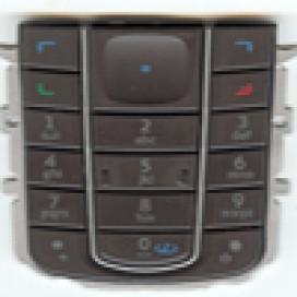 Teclado Nokia 6230 Preto