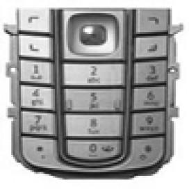 Teclado Nokia 6230i Cinza
