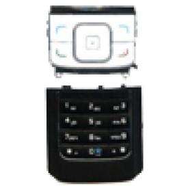 Teclado Nokia 6288 Branco