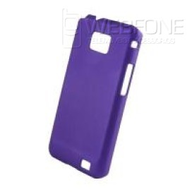 Capa Protectora iPhone 4 Purpura