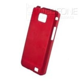 Capa Protectora iPhone 4 Vermelho