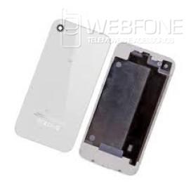 Iphone 4S - Capa traseira Branca