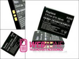 Bateria Sony Ericsson K550, K530i, K800, P990i, S500i, M600,etc