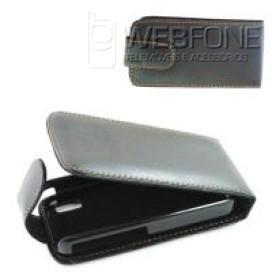 Bolsa Couro iPhone 4