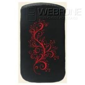 Bolsa Veludo Samsung i9000