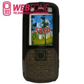 Bolsa Silicone Nokia 5320