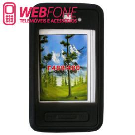 Bolsa Silicone Samsung F480