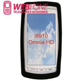 Bolsa Silicone Samsung i8910 OMNIA HD