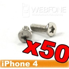 Iphone 4G - Parafusos X50