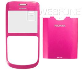 Capa Nokia C3-00 Rosa Original