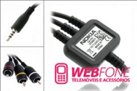 Cabo de Liga��o TV Nokia N95,N82,etc