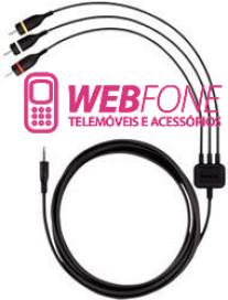 Cabo de Liga��o TV Nokia 6500s Slide, 6220c