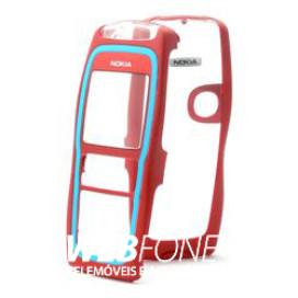 Capa Nokia 3220 Vermelho