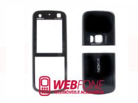 Capa Nokia 5320 Black Editon
