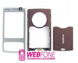 Capa Nokia N95 Deep Plum