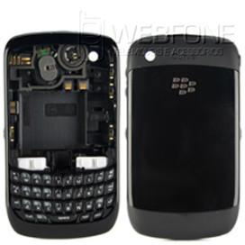 Capa BlackBerry 8520  Preto