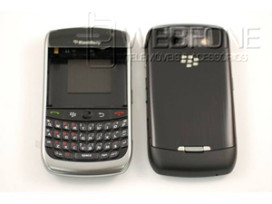 Capa BlackBerry 8900  Preto