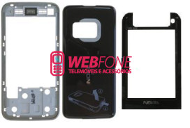 Capa Nokia n81 8gb Preto