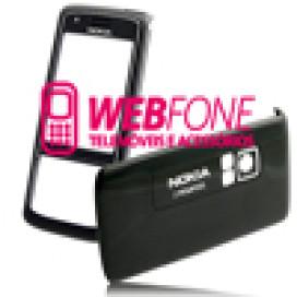 Capa Nokia 6288 Black Edtition