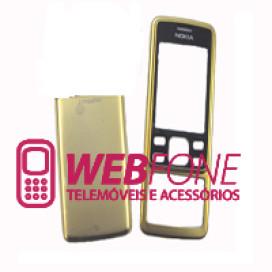 Capa Nokia 6300 Gold
