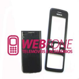 Capa Nokia 6300 Black Edtion