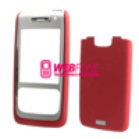 Capa Nokia E65 Vermelho