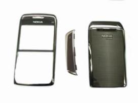 Capa Nokia E71 Cinza