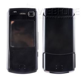 Capa Nokia N70 Cinza