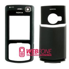 Capa Nokia N70 Black Edition
