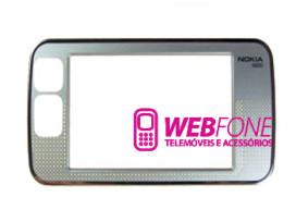 Capa Frontal Nokia N800