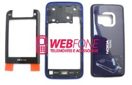 Capa Nokia N81 8gb Azul Vanilla