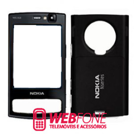 Capa Nokia N95 Black Edition 8 Gb