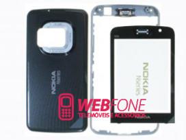 Capas Nokia N96 Titanio