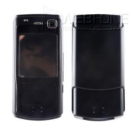Capa Nokia N70 Black