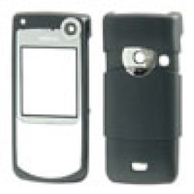 Capa Nokia 6680 Black Edition