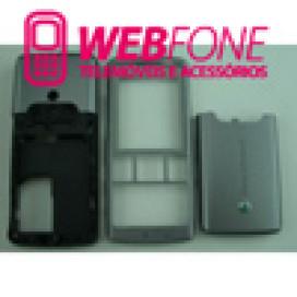 Capa Sony Ericsson K610i Vermelho