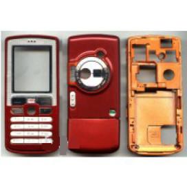 Capa Sony Ericsson W800i Vermelho