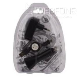 Carregador 3 em 1 Micro USB