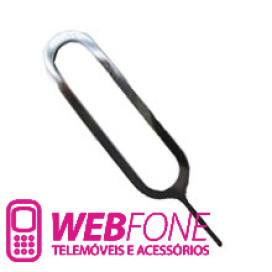 Clip para ejectar Cart�o SIM iphone