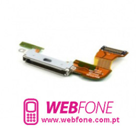Conector Carga iPhone 3G Branco