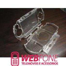 Capa Crystal PSP 1000