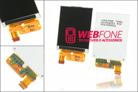 Display Sony Ericsson W880, W880i