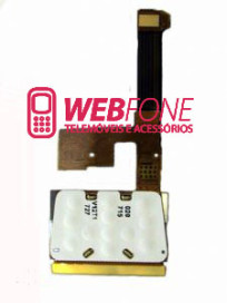 Cabo Flex Nokia 6110N(teclado)