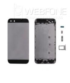 Iphone 5S - Capa traseira e quadro Preto